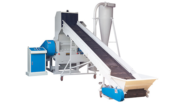 MD-A10/A12 Plastic Crusher Machine - Wan Ming Machinery