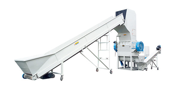 Plastic Crusher Machine With Washing Equipment - Wan Ming Machinery