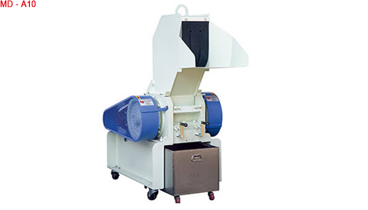 MD-A Plastic Crusher Machine - Wan Ming Machinery